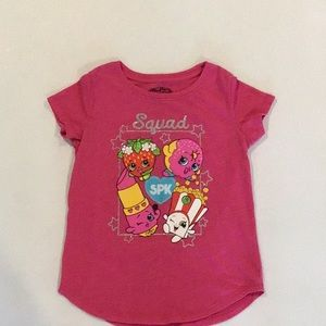 Shopkins t-shirt D1